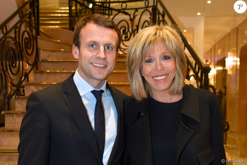 the unfinished story of unusual relationship of emmanuel macron and brigitte trogneux happy ho. Black Bedroom Furniture Sets. Home Design Ideas