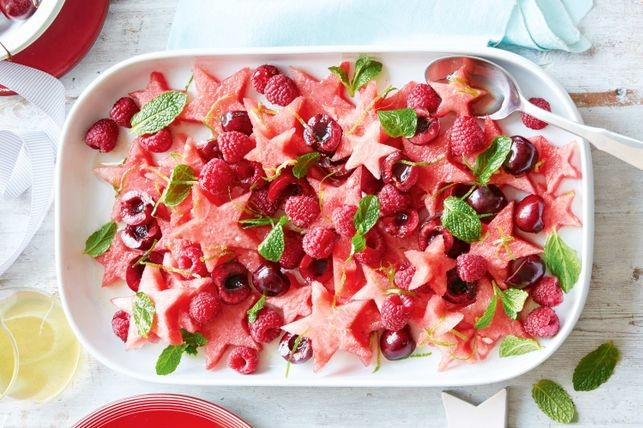 WATERMELON SMILEY SIESTA SALAD