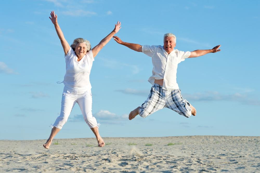 Happiness and Longevity have scientific correlation