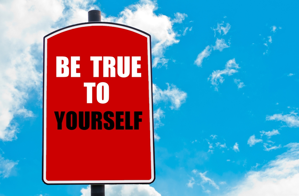 Be true to yourself – Osho