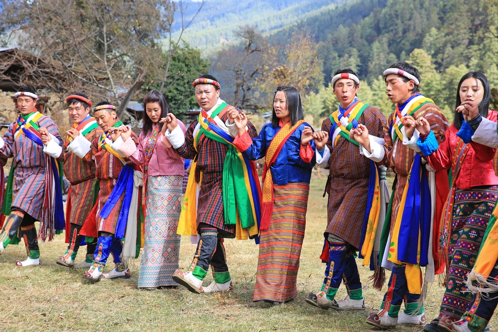 Gross National Happiness – The Bhutan way of measuring Happiness