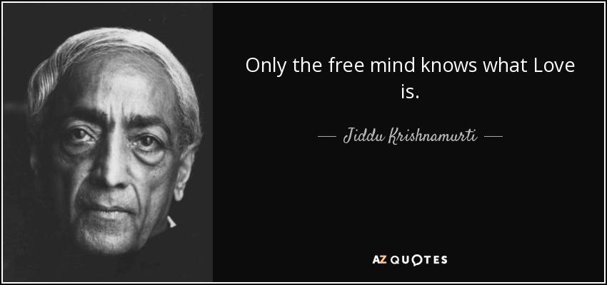 J. Krishnamurti: A Unique Messiah