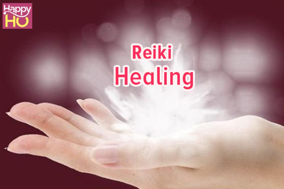 Reiki Healing in Noida