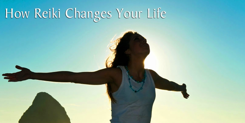 Changing your life with Reiki Healing