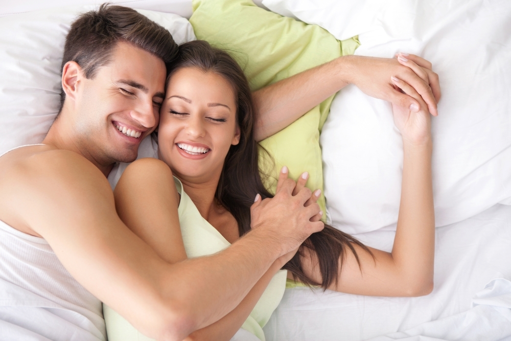 Physical compatibility is important for a successful relationship