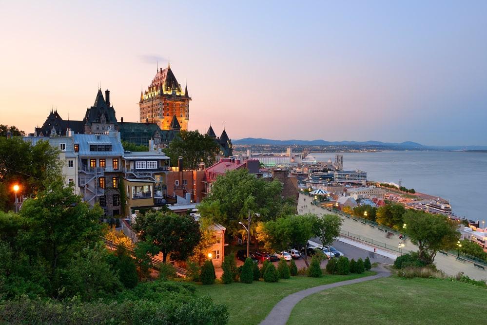 Joie de vivre is the spirit in Canada