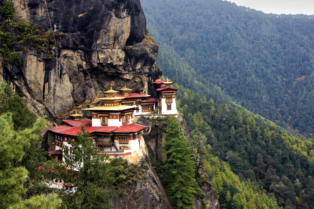 "Bhutan's ""Gross National Happiness"" is not a concept but a way of Life"