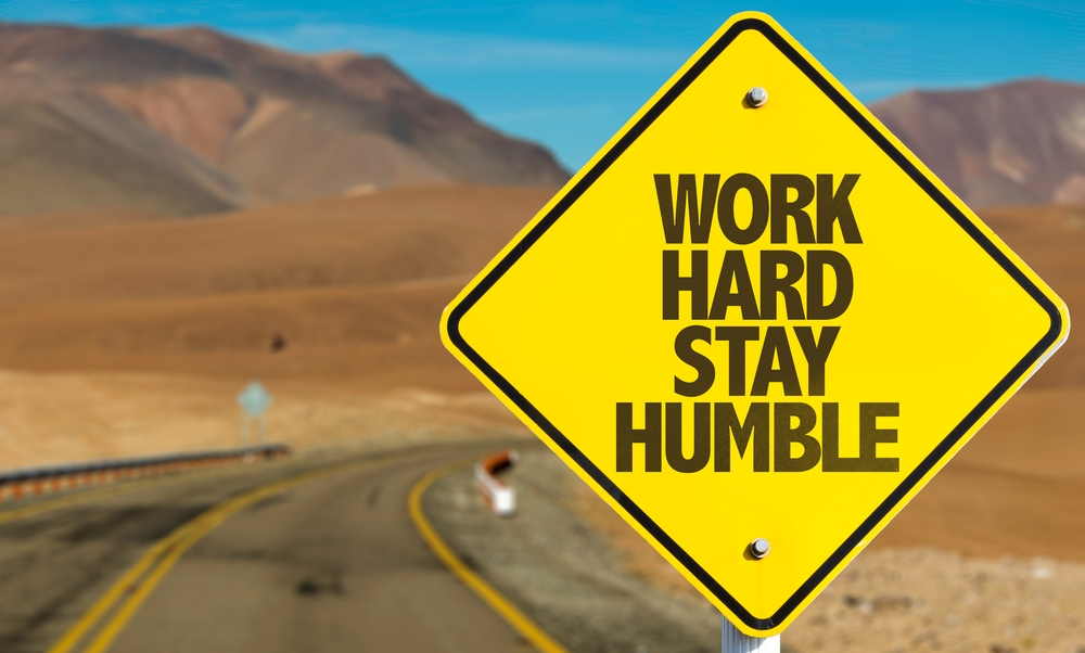Humility is an attitude which is focussed on others and their wellbeing