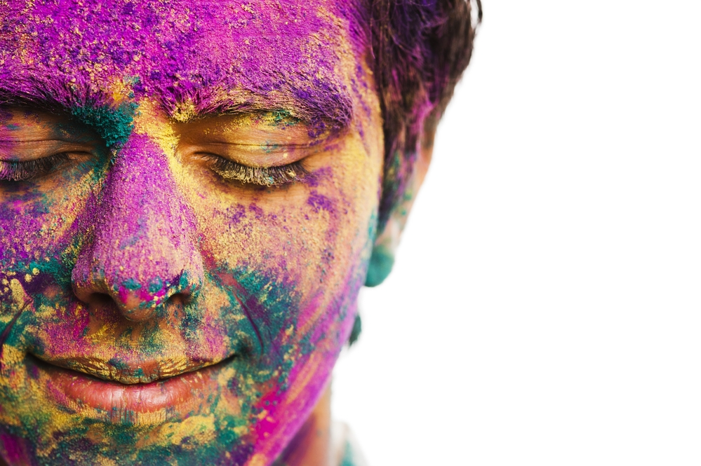 Holi Hai! The Color of Happiness and Peace!