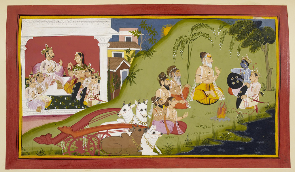 The Life Lessons From Ramayana